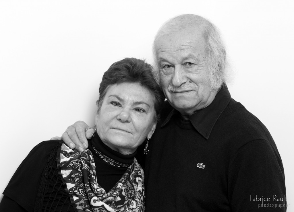 Nicole et René