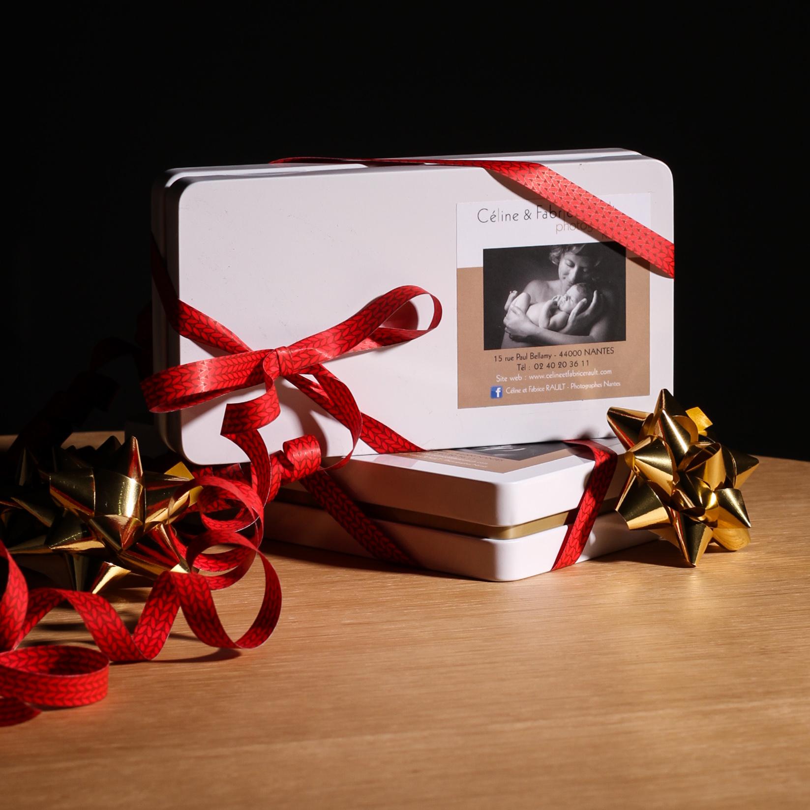 Le coffret cadeau