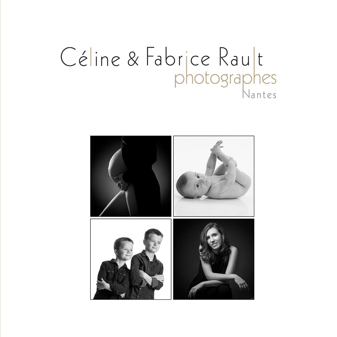 Céline et Fabrice RAULT - Photographes Nantes