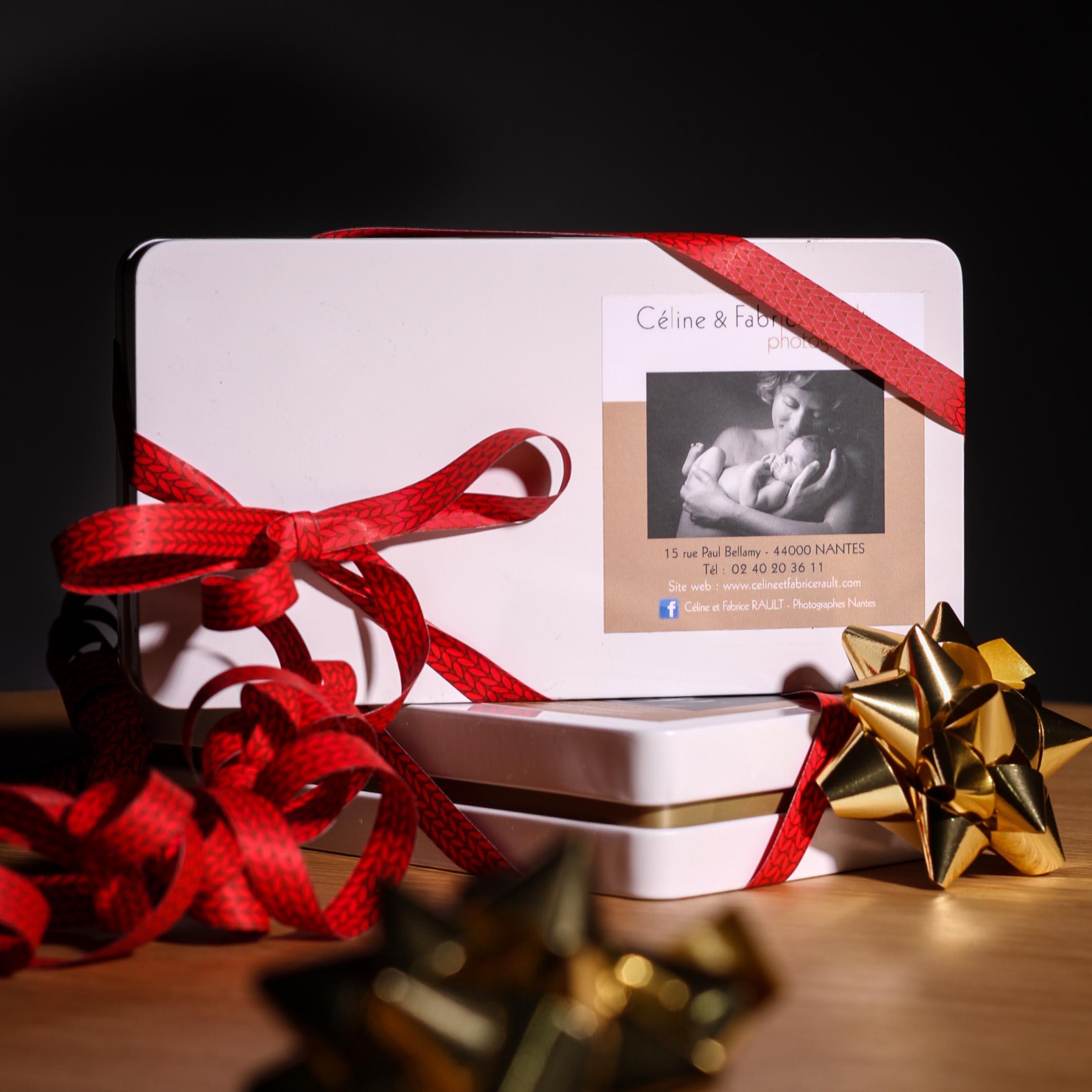 Coffret cadeau Noël
