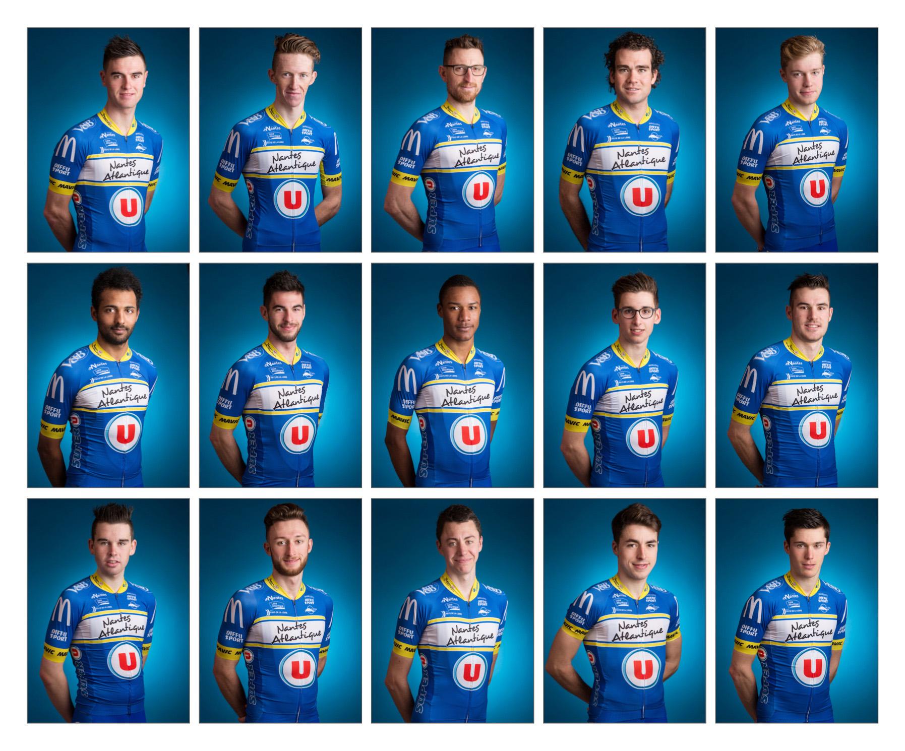 Équipe 2016 UCNA