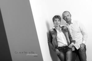 Céline et Fabrice RAULT