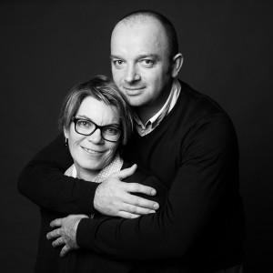Céline et Fabrice RAULT photographes portrait nantes